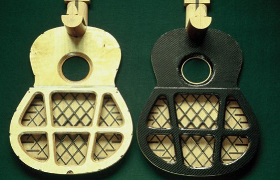 Nicholas Scott Maker Of Smallman Type Lattice Braced Guitars